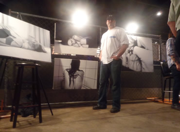 RAW:natural born artists Feature - Adam Kiger